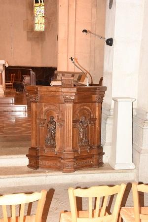 Association église Saint-Maurice | Quelques atouts de l'église